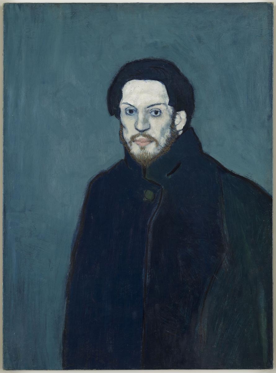 Picasso Pablo (dit), Ruiz Picasso Pablo (1881-1973). Paris, musée Picasso. MP4.